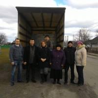 Фото з волонтерами