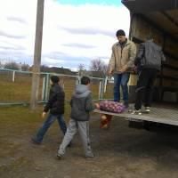 На допомогу прийшли навіть діти
