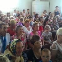Розділити свято прийшли майже всі мешканці села