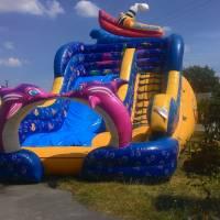 Основне місце де діти розважались протягом свята