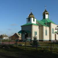Свято-Юріївський храм село Дубове