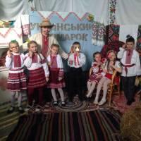 Благодійний Український ярмарок в ЗОШ І-ІІ ст.с. Волошки