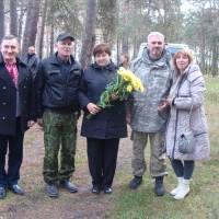 тематичний захід Скулин, вшанування пам'яті ветеранів