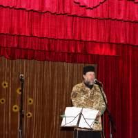 привітання духовного наставника отця православної церкви с. Кричевичі