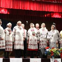 фольклорний колектив с. Скулин