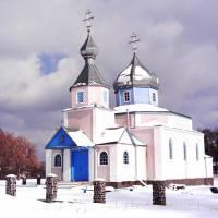 Свято-Покровський храм Української Православної Церкви с. Поворськ