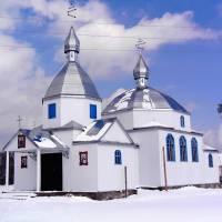 Свято-Покровська Церква Української Православної Церкви Київського Патріархату с. Поворськ