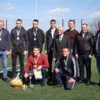 Чемпіонат Шацької селищної ради з міні-футболу. 2021 рік.