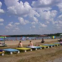 відпочинок на озері Пісочне