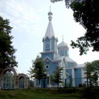 Свято-Троїцька церква с.Прилісне
