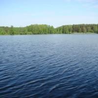 озеро Глинське