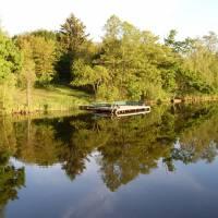 Озеро Глибоцьке с.Прилісне