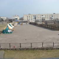 Ринкова площа с.Прилісне