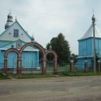Свято Покровська церква МП памятка архітектури, дата спорудження  1661-1825 рр