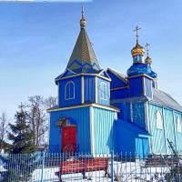 Церква Іоанна Богослова. с. Заброди