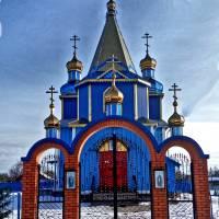 Церква Іоанна Богослова. с. Заброди 2
