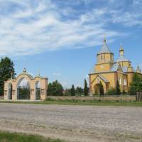 Церква Косьми та Даміана у с.Видраниця
