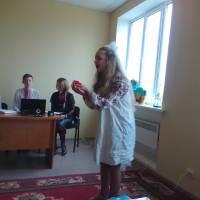 Анна Савчук з баладою