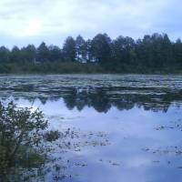 озеро Корець