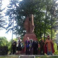 В Копачівській об'єднаній територіальній громаді відбулися пам'ятні заходи з нагоди Дня пам'яті та примирення та 73-ї річниці перемоги над нацизмом