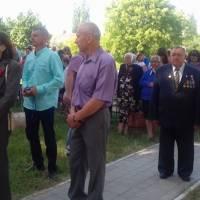 Мітинг-реквієм в с. Копачівка