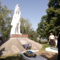 Пам'ятні заходи в с. Кременець