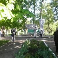 День пам'яті та примирення 2019 рік (с. Уляники)
