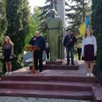 День пам'яті та примирення 2019 рік (с. Березолуки)