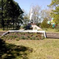День пам'яті та примирення 2019 рік (с. Кременець)