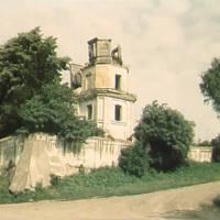 с. Новосілки Церква св.Петра і Павла кадр з фільму