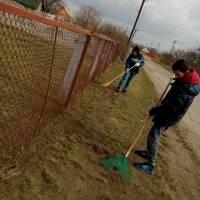 День довкілля в школі с.Ласків
