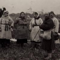 Волинські селяни із Заріччя, 1916 рік