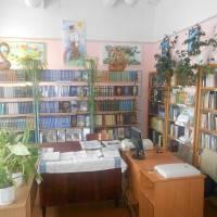 Бібліотека с.Суходоли