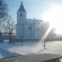 Петропавлівська церква с.Новосілки