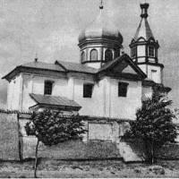 с. Новосілки Церква св.Петра і Павла Вигляд з північного сходу