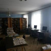 Бібліотека с.Ласків