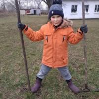 День довкілля в школі с.Новосілки