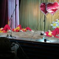 День Св.Валентина у Білолуцькому МБК