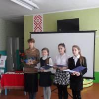 Урочиста лінійка пам'яті Івана Капустіна, Осинівська ЗОШ №2
