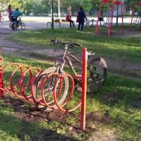 Дитячий майданчик на Газопроводі в смт Новопсков
