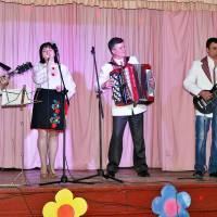 Концерт в Осинівському СК