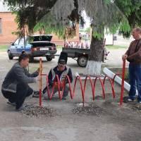 Адмінбудівля селищної ради в Новопскові