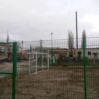 Футбольний майданчик по Слобожанській