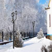 Миколо-Всіхсвятська церква, смт Новопсков