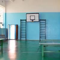 спортзал шкільний