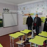 Директор сільської школи розповідає про позитивні зміни
