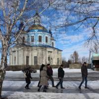 Свято Успенська Церква в с.Осинове