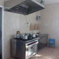 У відремонтованому харчоблоці готують для осинівських школярів і дошкільнят
