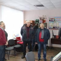 Заслужений працівник культури В.Андрущенко розповідає про життя хорового колективу
