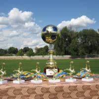 VIII відкритий чемпіонат з футболу – 2019